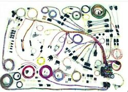 66-68 Chevrolet Chevy Impala Classic Update Kit Wiring Harness Ss 510372