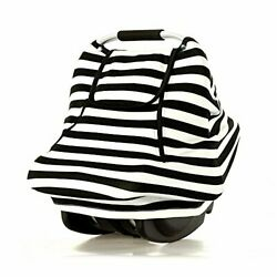 Stretchy Baby Car Seat Covers For Boys Girls Infant Car Canopy Spring Autumn ...