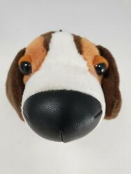 The Beagle Dog Pack Artlist Collection Doggie Mascot Plush 5quot; in the box