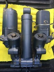 1991 Yamaha 115 130 Hp 2 Stroke 2 Wire Outboard Power Trim Unit Freshwater Mn