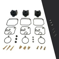 Boat Carburetor Kit With Float Arm Pin For Yamaha 676-14186-00-00, 676141860000