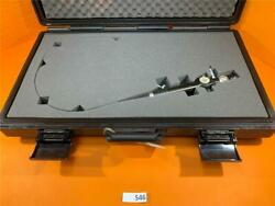 -parts Only- Zonare P8-3 Tee Transducer W/ Case