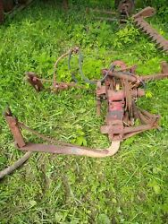 International Sickle Mower Red Used Sickle Mower Tractor Tractor Supply