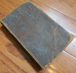 Antique Leather 1810 The Rise And Progress Of Religion In The Soul Doddridge