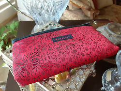 MODELLA COSMETIC CASE MAKEUP PENCIL BAG LAPTOP ACCESSORY POUCH ASIAN INSPIRED NW $11.79