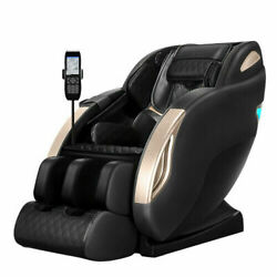 Neck Back Massage Chair Combating Stress And Back Pain Reclining Massage
