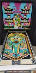 Aces And Kings Pinball Machine Williams 1970