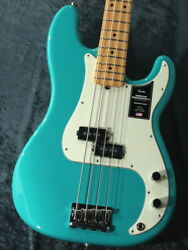 Fender American Professional Ii Precision Bass Miami Blue Light Weight Approx.