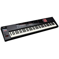 Roland Fa-08 88-keyboard Digital Synthesizer Piano Touch Keyboard P5 Easy