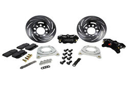 For Rear Brake Kit -big Ford W/2.5in Offset Soft Pads B1707wc