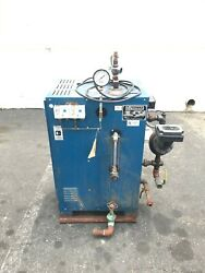 Sussman Electric Steam Boiler Es36 34 Kw 240v Laundry Autoclave Cleaning