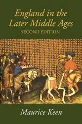England In The Later Middle Ages 2nd Edition - Paperback - Very Good