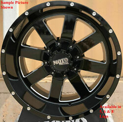 Wheels Rims 22 Inch For Ford Expedition Lincoln Navigator Mark Lt - 2468