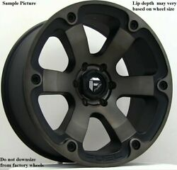 Wheels Rims 18 Inch For 2013 2014 2015 2016 2017 2018 2019 Frontier -2150