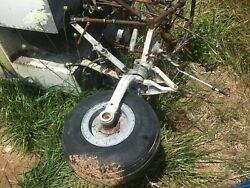 Nose Gear And Engine Mount For Pa24 Comanche