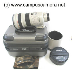 Canon Ef 300mm F/2.8l Is Usm High Speed Zoom Lens Excellent Glass Fully Tested