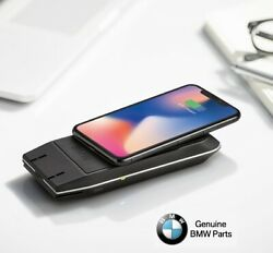 Genuine Bmw Wireless Charging Station Dock And Power Bank - 84102461531