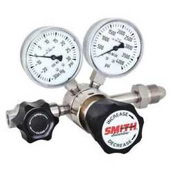 Miller Electric 321-85250000 Specialty Gas Regulator, Two Stage, Cga-660, 0 To