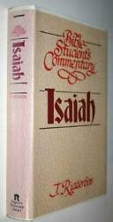 Bible Students Commentary Isaiah Bible Student's Commentary - Good
