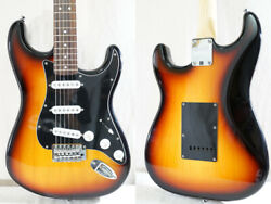 Squier By Fender Vintage Modified Stratocaster 60s 3ts Made In 2010 Stratocast