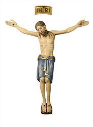 Body Of Christ Wood Carving - Mod. 796