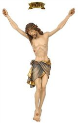 Body Of Christ Wood Carving - Mod. 795