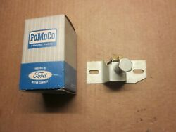 1961-64 Ford Galaxie Over Drive Kick Down Switch Nos