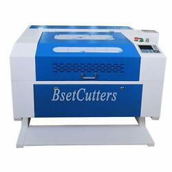 Usb Reci 100w Co2 Laser Cutting Engraving Machine Motorize Table 700mm500mm