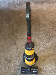 Kids Toy Dyson Ball Vacuum Cleaner Yellow Suction And Sounds Debris Cup