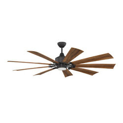 Craftmade Eas70esp9 70 Eastwood Ceiling Fan With Blades And Light Kit