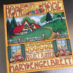 Home Sweet Home A Homeowner's Journal And Project Planner By Mary Engelbreit
