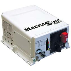 Magnum Dimensions Ms2000-g Pure Sine Wave Inverter Charger 12vdc 2000w 30a Input