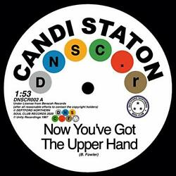 Candi Staton And Chappells-now You`ve Got The Upper Hand/ Yo Uk Import Vinyl New