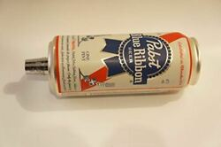 Pabst Blue Ribbon Beer Tap Handle Can