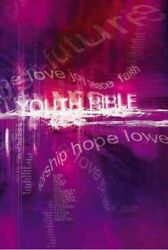 Ncv Youth Bible, Hardcover By Thomas Nelson Publishers, Like New Used, Free S...