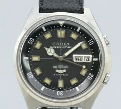 Citizen Seven Star 2812-y Original Dial Automatic Vintage Watch 1968and039s