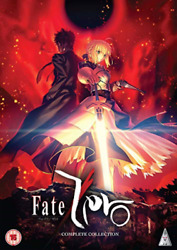 Fate Zero Complete Collection Uk Import Dvd New