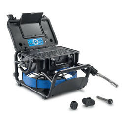 Vividia Vs-749 Pipe Inspection Camera Andphi 23mm 40m Long 7and039and039 Lcd 752h X 582v