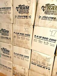 Wholesale Lot Of 665 Ram Mounts Brand New Sealed In Ram Package