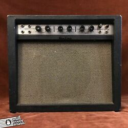 Airline Montgomery Ward 62-9013a Vintage 15w 1x12 Guitar Tube Combo C. 1960s