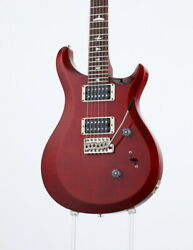 Paul Reed Smithprs S2 Custom 24 Scarlet Red Used