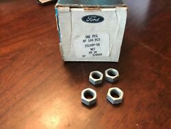 Nos Ford Carburetor Nuts Mustang Shelby Cougar 428 429 B0ss 302 351 289 302 Gt