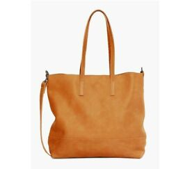 ABLE ABERA CROSSBODY LEATHER TOTE BAG $85.00