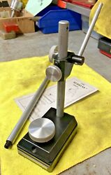 Murkens 7.5 And 12andrdquo Post Usa Machinist Tool Maker Inspection Surface Height Gage