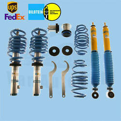Performance Suspension Kit Bilstein Front And Rear For Audi Rs5 2013-2015