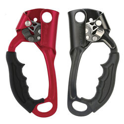 Wholesale 2pcs Handled Ascender Rope Clamp Arborist Mountaineering Rescue Gear