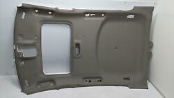 Volvo V60 16 Interior Roof Ceiling Headliner Trim Cover 39816720 Check Pictures