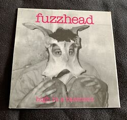 Fuzzhead High In A Basement 225 / 500 Kent Oh Rare Lp Heliocentric World