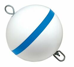 Taylor Made Products 22170 Sur-moor Traditional Boat Mooring Buoy Blue Stri...