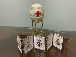 Faberge Red Cross Egg